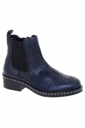 bottines fashion fantasy 271101-790 bleu