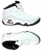 baskets mode fila fila 95 blanc