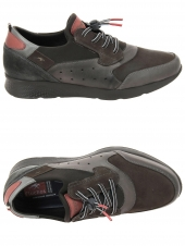 chaussures de style casual fluchos f0305 marron