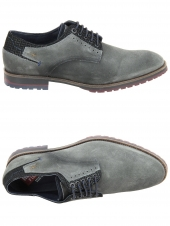 derbies fluchos f0273 gris