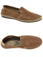 loafers fluchos 8674 marron