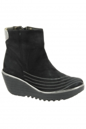 bottines fashion fly london yeni noir