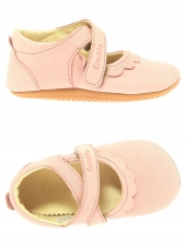 chaussures layette froddo g1140002-1 rose
