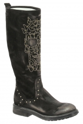 bottes fashion fru.it 3969-480 marron
