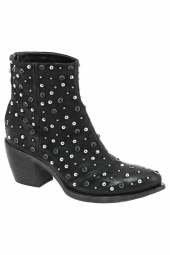 bottines fashion fru.it 4337-165 noir