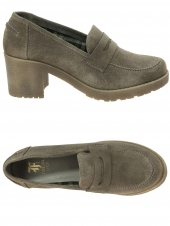 mocassins funchal 14015-roma taupe