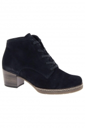 bottines casual gabor 36.660-36 g bleu