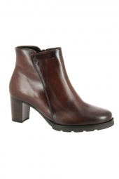 bottines de ville gabor 35.540-28 marron