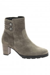 bottines de ville gabor 95.744-13 marron