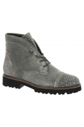 bottines fashion gabor 91.801-12 g gris