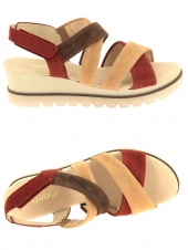 nu-pieds style casual gabor 44.644-12 beige