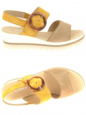 nu-pieds style casual gabor 44.645-13 beige