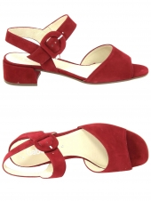nu-pieds style ville gabor 21.702-15 rouge