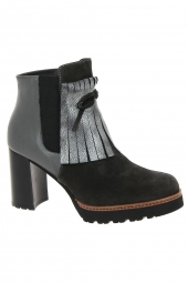 Bottines fashion GADEA 40845 NOIR