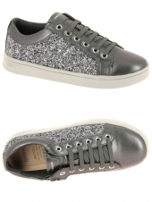 chaussures basses geox j044me 0ewnf c9002 gris
