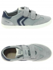 chaussures basses geox j52a7m-01022 gris