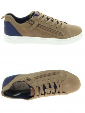 chaussures basses geox j925vd 0cl54 c6n4e beige