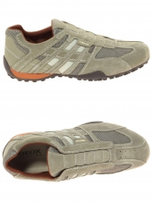 chaussures de style casual geox u4207l 02214 c0845 beige