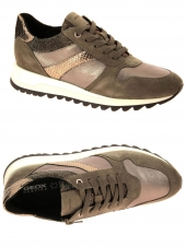 chaussures plates geox d04aqa 0y222 c5005 beige