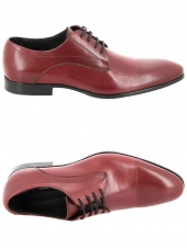 derbies gianni emporio c1 serena rouge