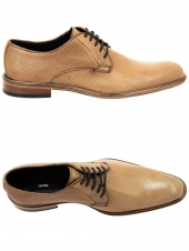 derbies gianni emporio opi-c41 marron