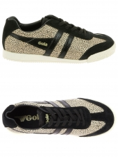 baskets mode gola harrier safari noir