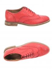 chaussures plates goodstep 9220 b13 (8220-b02) rouge