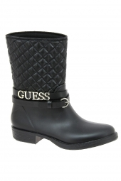 bottines fashion guess rany noir