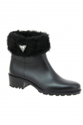 bottines fashion guess venat noir