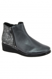 bottines casual hassia 4.303577 h noir