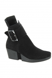 bottines casual hirica chloe noir