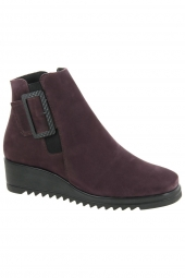 bottines casual hirica naomie violet