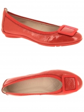 ballerines hispanitas hv00013-capri-v20 rouge