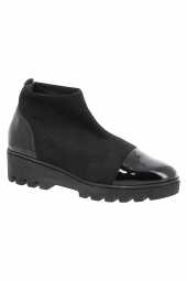 bottines casual iou dario noir