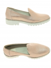 chaussures plates iou 10044 rose