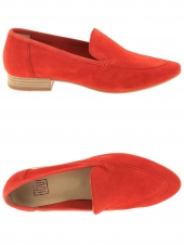 mocassins iou music rouge