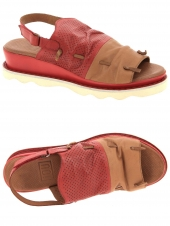 nu-pieds style casual iou 20ss02.06 marron