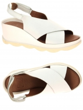 nu-pieds style casual iou 20ss05.06 blanc
