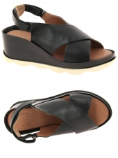 nu-pieds style casual iou 20ss05.06 noir