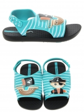 mules ipanema dreams baby noir