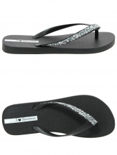 tongs ipanema glam special noir