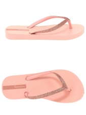 tongs ipanema lolita iv kids rose