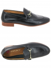 chaussures plates jhay 8253 noir