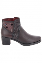 bottines de ville jose saenz 5131 bordeaux