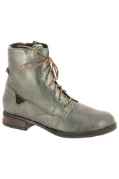 bottines fashion josef seibel 76501-vl982 gris