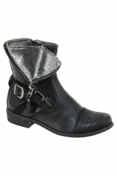 bottines fashion kdopa maria noir