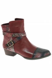 bottines fashion laura vita adeline 08 bordeaux