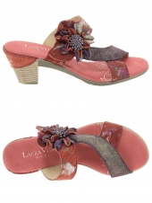 mules laura vita bettino rouge