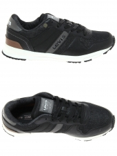 baskets levi's 228634-822-59 noir