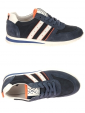 chaussures basses little david 12013063 bleu